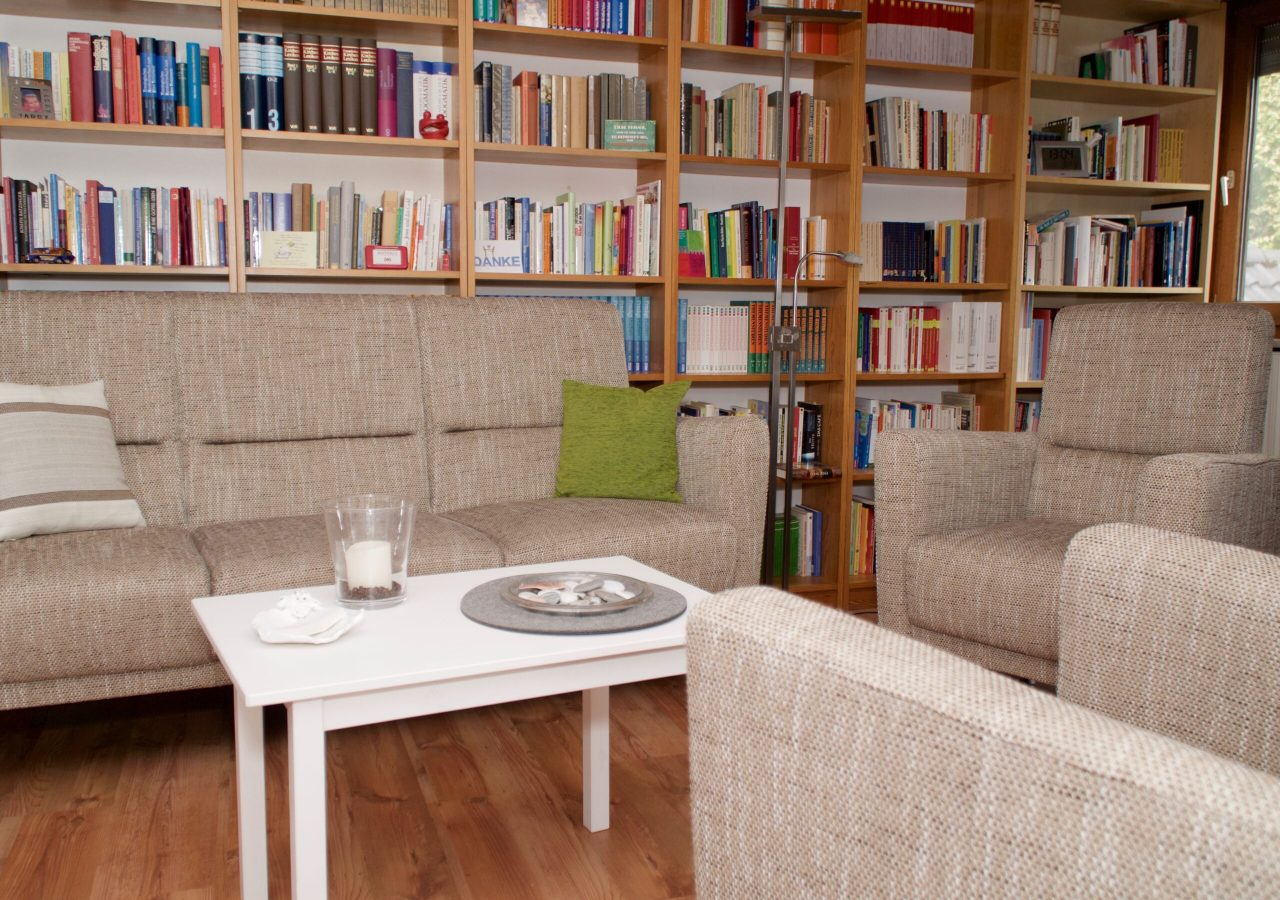 Beratungsraum Großburgwedel für Psychotherapie, Paarberatung, Hochsensibilität